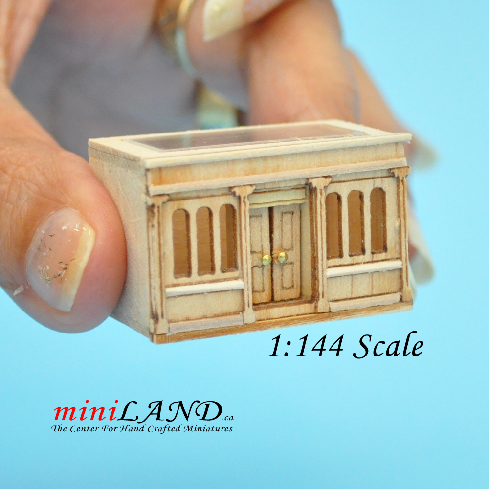 1 144 Scale Landygo Store Roombox Dollhouse For Dollhouse