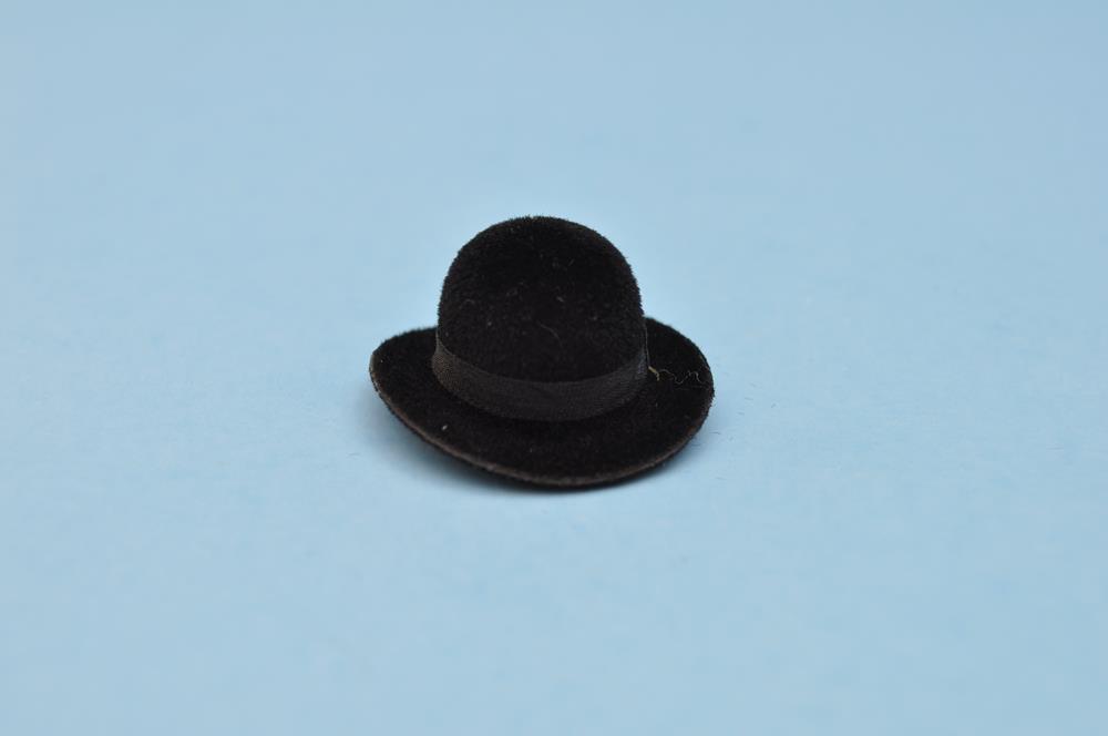 1d598435f3f XZ780S Heidi Ott Men s Round Hat - One pc - Black