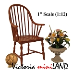 Fine Quality Windsor Chair DHQ0615 1:12 scale