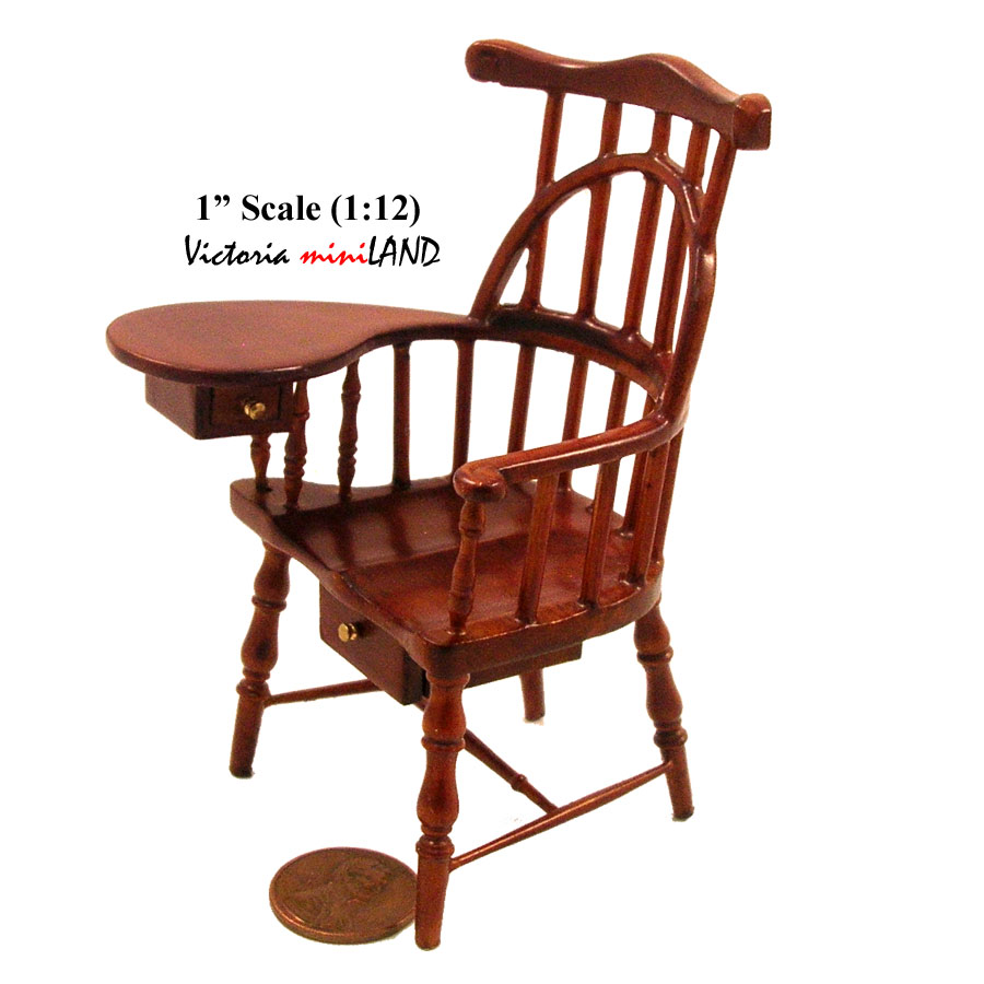 Miniature Windsor chairs 4