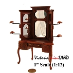 Miniature HighEnd Dressing Table with Hat Stand Quality