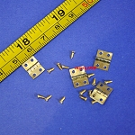 8mm Hinges (about 5/16