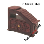 Shoe Shine Box 1911A-MH 1:12 scale