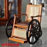 Victorian wheelchair 11006WN 1:12 scale