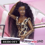 x067 Heidi Ott Lady Doll Miniature doll 1:12 5.4