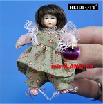 XB502 Heidi Ott Toddler Doll 2½