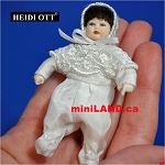 XB503 Heidi Ott Toddler Doll 2½