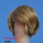 XW12 Heidi Ott Ladies Wig Doll House Miniature Hair hairstyle 1:12