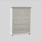 Clearance SALE - Half Scale 1:24 - Bedroom or Living Room Chest
