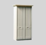 Clearance SALE - Half Scale 1:24 -  Tall dresser