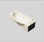 Clearance SALE - Half Scale 1:24 -  Classic Bathtub