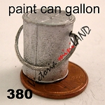 Paint Can Gallon 3/4