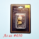 AS IS 0050-  LED lights from our old stock - see description