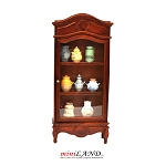 Clearance sale - Assorted jar and spices cabinet  for dollhouse miniature 1:12 scale