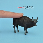 "Steer 1⁄2"" Scale for dollhouse miniature 1:24 scale"