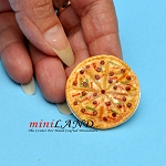 Pizza Supreme dollhouse miniature 1:12