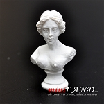 Venus Busts statue figure dollhouse miniature 1:12