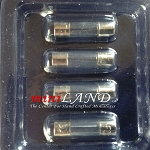 4pcs fuse 250V 2A for short power bar dollhouse miniature light
