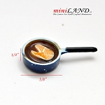 Salmon fish food for Dollhouse miniature 1:12 scale