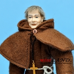 X059 Heidi Ott Doll House old man male MONK 1:12 5.5