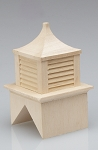 Cupola for 1:12 Dollhouse miniature