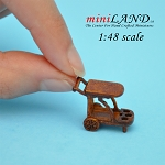 1:48 Scale  Tea Trolley Cart Quality Liquor service