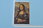 Clearance SALE - Small Mona Lisa Carpet/Rug for dollhouse miniature - 1:12 scale