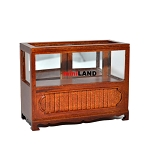 Shop store Counter unite for 1:12 dollhouse miniature DISPLAY CABINET wood WN