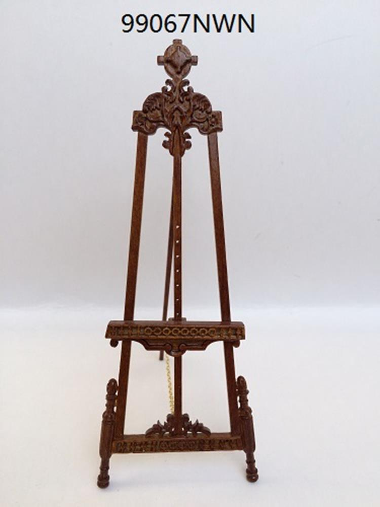 Artist S Easel Picture Stand 99067 Wn 1 12 Scale For