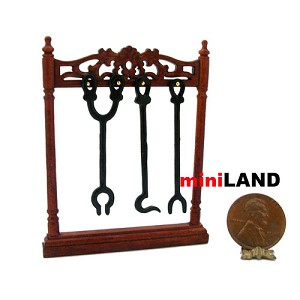 Fireplace Accessory Stand 90915 WN