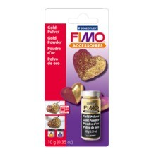 Fimo Bronze Effect Metallic Powder