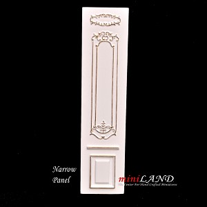 Narrow panel - Royal Paneling line White